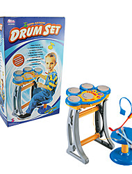 Musical Instrument Electronic Drum Kit with Microphone
