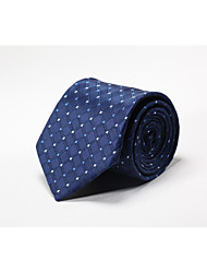 Men Work / Casual Neck Tie,Polyester Print