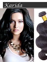 misturar onda do corpo comprimento do cabelo remy brasileiro virgem, barato brasileiro cabelo humano tecelagem