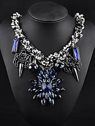 MTS 2015 Wholesale Necklaces Pendants Fashion Wholesale Vintage Choker Statement Necklace Women Jewelry at Factory Price