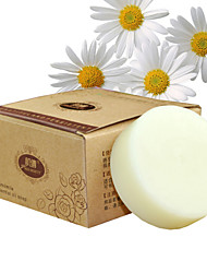 Whitening Exfoliating Moisturizing Chamomile Handmade Soap 60g