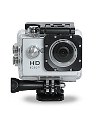 Rich A9 Sports Action Camera 1920 x 1080 LCD / Waterproof / Multi-function / Wide Angle 2 30 M Universal
