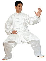 jacquard de seda imitado kongfu chino traje -taichi