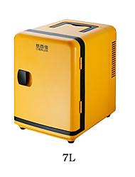 keats top 7 litros veículo frigorífico eletrônico frio quente modelo anfíbio mini-geladeira carro casa de dupla utilização