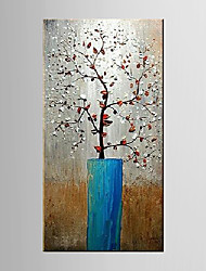 Oil Painting Pachira Macrocarpa Tree PaintingsHand Painted Canvas with Stretched Framed