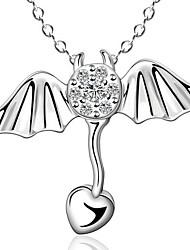 JingYu Fashion Little Devil Pendant Necklace