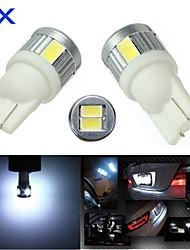 Feux anti-brouillard/Lumières pour tableau de bord/Lampe de lecture/Eclairage plaque d'immatriculation/Feux stop/Lampe de portière ( 6000K