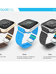 Wearables Smart Watch , Bluetooth Hands-Free Calls/MediaMessage Camera Control for IOS Android Smartphone