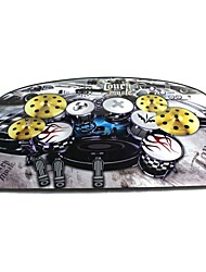Joy Rhythm Jazz Drum Touch Musical Instrument Music Toys (4*AA Battery)