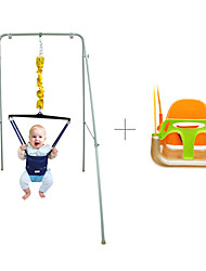 Evebel Baby Jumping + Baby Swing Fitness Holder Early Childhood Parenting 0-6 Years Old Toys And Gifts I