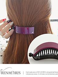 Women Cute/Casual Resin Hair Clip