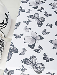 Butterfly Printed Table Cloth