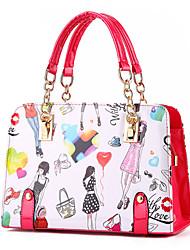 цепь Молодой модный схема красоты сумочку A7 вентилятора
