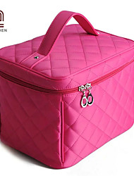 Handcee® Hot Sale Fashion Style Nylon Woman Quilted Make Up Bag