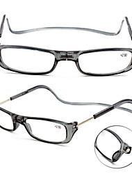 Care Vision Ferromagnet Form Lightweight Reading&Allergy Free Eyeglasses