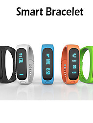 "Lincass E02 Bluetooth 4.0 0.91""Smart Wrist Watch Bracelet Pedometer Calorie Counter Sport Tracker for Android IOS Phone"