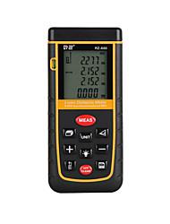 rz Laserentfernungsmesser Entfernungsmesser Entfernungsmesser 0,05 ~ 60 Meter Fläche Volumen Genauigkeit 2 mm