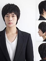los hombres edición de han peluca hombres masculinos fleeciness masculina del pelo del pelo al por mayor nuevo fabricante realista guapo