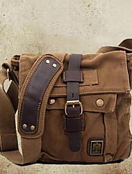 Canvas bag shoulder bag men messenger bags casual retro IPAD bag