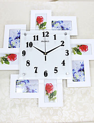 Simple Irregular Wall Clock