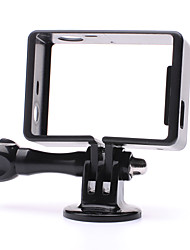Accessoires pour GoPro Smooth Frame / VisPour-Caméra d'action,Gopro Hero 2 / Gopro Hero 3 / Gopro Hero 3+ / Gopro Hero 4 3pcs In 1