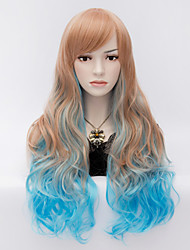 Harajuku is Gradient Curly Hair Wig