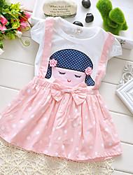 Kid's Cute Dresses (Cotton)