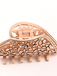 Hand-made Hair claw of Acetate with Austrian Rhinestone , High-grade Hair Clip of Hair Accessories  For Thick Hair