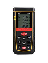 rz Laserentfernungsmesser Entfernungsmesser Entfernungsmesser 0,05 ~ 80 Meter Fläche Volumen Genauigkeit 2 mm