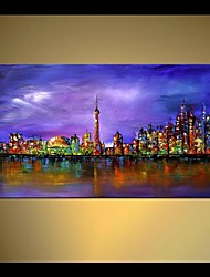 Landscape Oil Painting Hand-Painted Canvas Wall Art Other Artists One Panel Ready to Hang