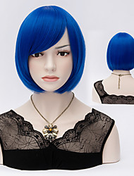 Cosplay Short Bob Hair Wigs Hair Beautiful Synthetic Hair Wigs