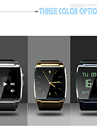 2015 New Smart Watch Phone ios Android Slim Touchscreen Bluetooth Watch Waterproof Camera