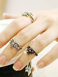Hopy High Quality Fashional Retro Cross Ring
