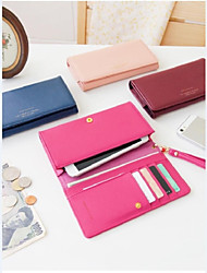 Luxury Full PU Leather Pouch Case With Stand Function Slim Vintage Card Insert Wallet Phone Cover