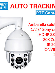PTZ Outdoor IP Camera 1080P IR-cut Day Night Waterproof Motion Detection