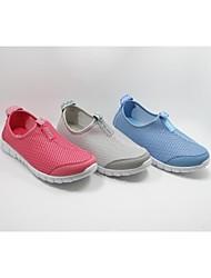 Синий / Розовый / Серый - Женская обувь - На каждый день - Тюль - Тип не указан - Удобная обувь - Кроссовки