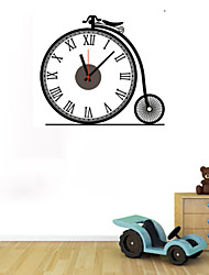 DIY Cycling Wall Clock