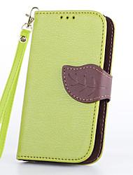Pour Coque Nokia Portefeuille Porte Carte Avec Support Coque Coque Intégrale Coque Couleur Pleine Dur Cuir PU pour NokiaNokia Lumia 930