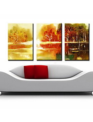 Wall Hangings Landscape/Floral & Botanicals/Still Life Modern Wall Decor Handmade Wall Art