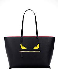 2015 neue große Augen-Monster-Einkaufstasche der großen Kapazität portable Schulter Messenger Bag