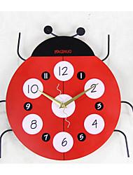 Reloj de pared - Hierro/Madera - Moderno/Contemporáneo - Hierro/Madera