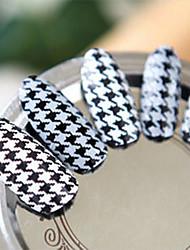 Autocollant d'art de clou Autocollants 3D pour ongles Adorable Maquillage cosmétique Nail Art Design