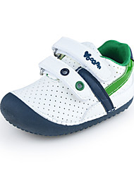 Baby Boys Girls Shoes Outdoor/Casual Fashion Sneakers Perforated White Trainers