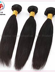 3 faisceaux note 7a style chaud Vente en gros prix 100% remy vierge non traitée couleur naturelle des cheveux tissage chinois