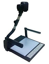 full hd 2 milioni di pixel di video documento nero presentatore visivo libro tavolo visualizzatore scanner ZHG-mt6100