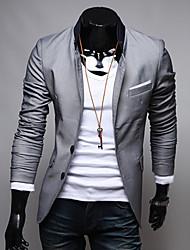 Wshgyy Men's Casual/Work Long Sleeve Coats & Jackets