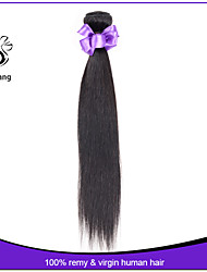 7a virgin hair straight 1pc cheap malaysian virgin hair straight human hair weaves