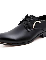 Men's Shoes Casual  Oxfords Black/White