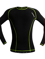 CoolChange Bike/Cycling Jersey / Tops Unisex Long SleeveBreathable / Moisture Permeability / Quick Dry / Lightweight Materials /