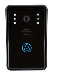 Draadloos - Telefoon - One to One video deurintercom ( 3.5 , Gefotografeerd / Opname )